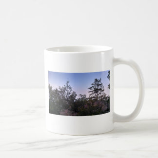 Sunset at Robber's Cave State Park Coffee Mug