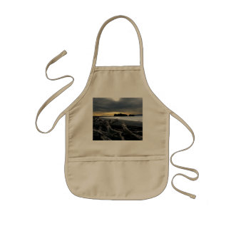 Sunset at Ruby Beach Olympic National Park Kids' Apron