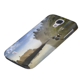 Sunset at Ruby Beach, Olympic National Park, Samsung Galaxy S4 Case