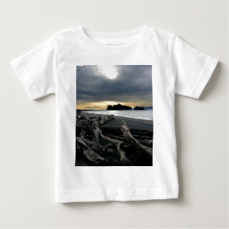 Sunset at Ruby Beach Olympic National Park Shirt