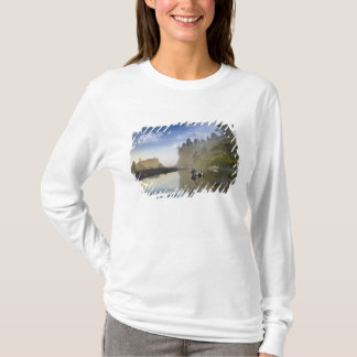 Sunset at Ruby Beach, Olympic National Park, T-Shirt