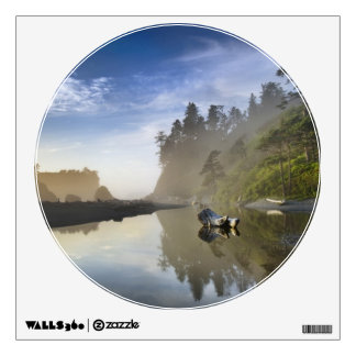 Sunset at Ruby Beach, Olympic National Park, Wall Decor