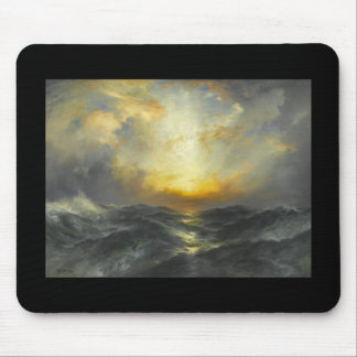 Sunset at Sea - 1906 Mouse Pad
