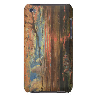 Sunset at Sea after a Storm (oil on pressed cardbo Barely There iPod Case