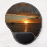 Sunset at Sea IV Stunning Seascape Gel Mouse Pad