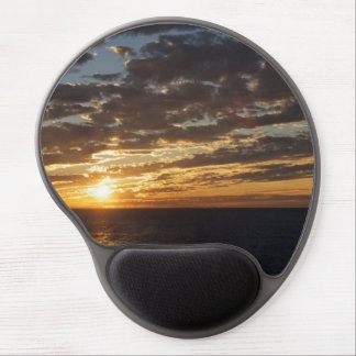 Sunset at Sea photo Gel Mouse Pad