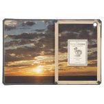 Sunset at Sea photo iPad Air Cover