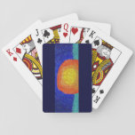 Sunset at Sea Playing Cards