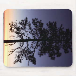 Sunset at Sequoia National Park Mouse Pad
