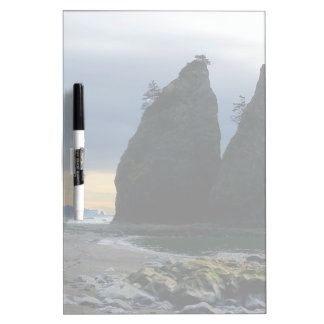 Sunset at Split rock Frosted Dry Erase Board