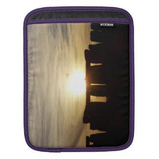 SUNSET AT STONEHENGE SLEEVES FOR iPads