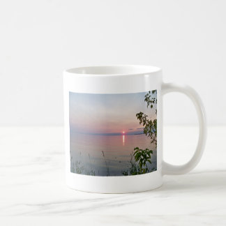 Sunset at Sunset Beach Park Coffee Mug