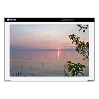 Sunset at Sunset Beach Park Laptop Skins