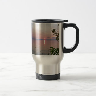 Sunset at Sunset Beach Park Travel Mug
