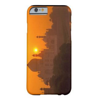 Sunset at Taj Mahal Barely There iPhone 6 Case