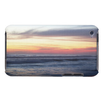 Sunset at the beach barely there iPod cover