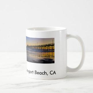 Sunset at the Beach Coffee Mug