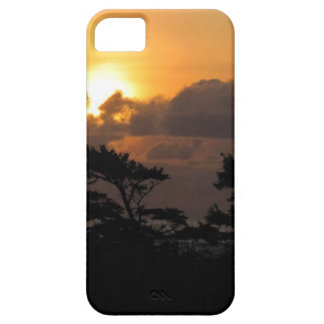 Sunset at the Beach iPhone SE/5/5s Case