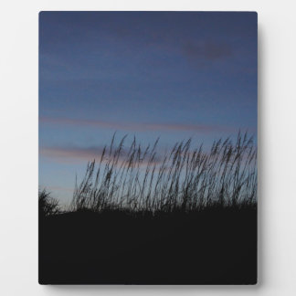 Sunset at the Beach Photo Plaques