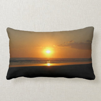 Sunset at the Beach Pillows