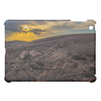 Sunset at the Enchanted Rock iPad Mini Case