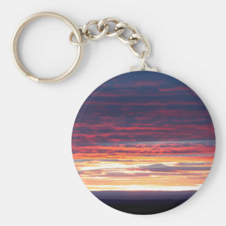 Sunset at the Grand Canyon Keychain