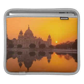 Sunset at the Victoria Memorial iPad Sleeve