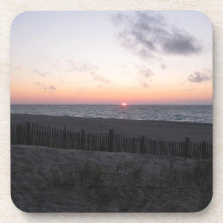 sunset at two-hearted lake, Michigan coaster