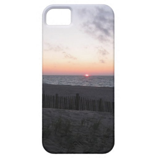 sunset at two-hearted lake, Michigan i phone case iPhone 5 Covers