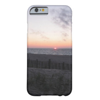 sunset at two-hearted lake Michigan i phone case iPhone 6 Case