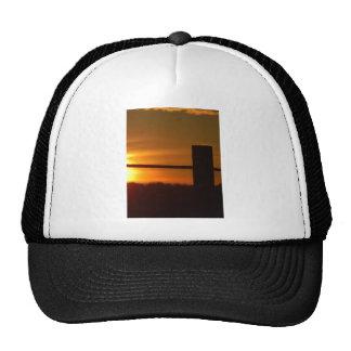 sunset at West Dennis Beach Trucker Hat