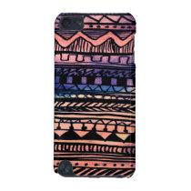 Sunset Aztec Pattern iPod Touch 5G Case