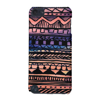 Sunset Aztec Pattern iPod Touch 5G Case