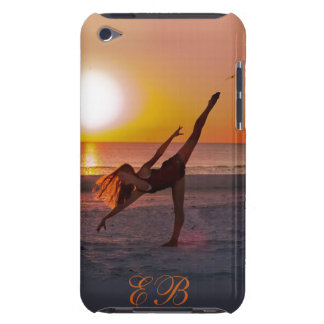 Sunset Ballet Barely There iPod Cover