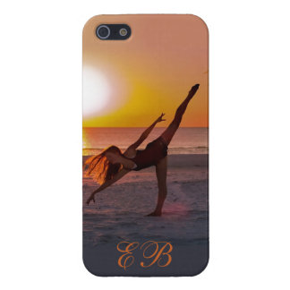 Sunset Ballet Cover For iPhone SE/5/5s