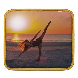 Sunset Ballet iPad Sleeve