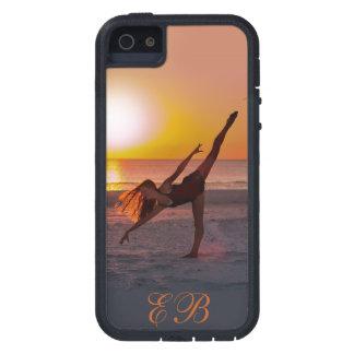 Sunset Ballet iPhone SE/5/5s Case