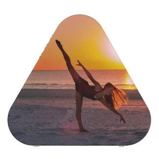 Sunset Ballet on the Beach Bluetooth Speaker