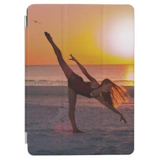 Sunset Ballet on the Beach iPad Air Cover