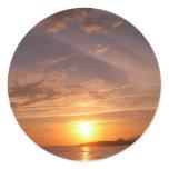 Sunset Bay VI Sticker