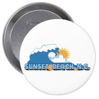Sunset Beach. Buttons