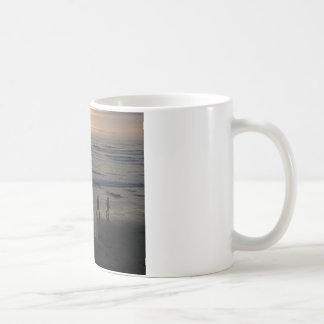 """Sunset Beach"" by Lewis Evans Coffee Mug"