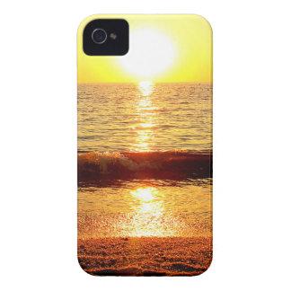 Sunset beach, Cape May NJ Case-Mate iPhone 4 Case