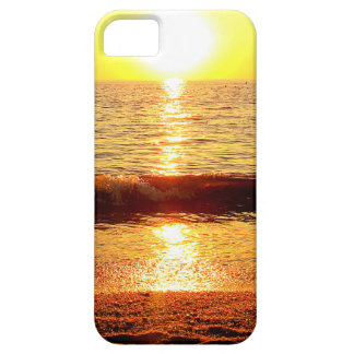 Sunset beach, Cape May NJ iPhone SE/5/5s Case