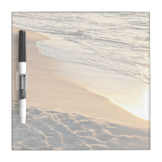 Sunset Beach Dry-Erase Board