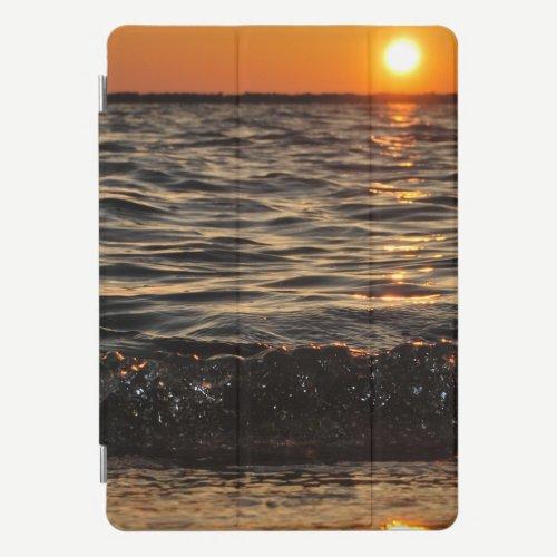 sunset beach iPad pro cover