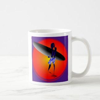 Sunset Beach Mug