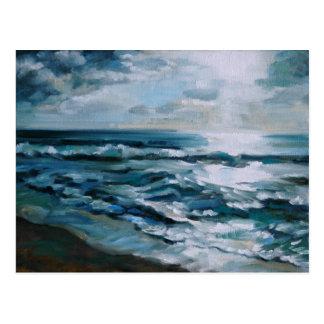 Sunset Beach, North Shore O'ahu Postcard