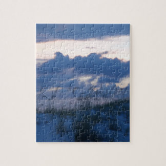 Sunset Beach Jigsaw Puzzle