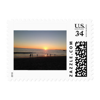 Sunset Beach Stamps